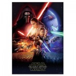 Puzzle  Trefl-37269 Star Wars
