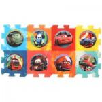 Trefl-60298 Riesen-Bodenpuzzle - Cars