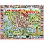 Puzzle  White-Mountain-363 Portsmouth, New Hampshire