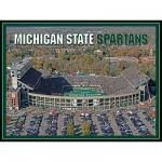 Puzzle  White-Mountain-500 Michigan State University, Spartan Stadium