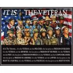 Puzzle  White-Mountain-951 Es sind die Veteranen