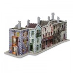 Wrebbit-3D-1010 3D Puzzle - Harry Potter: Winkelgasse