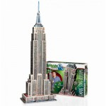 Wrebbit-3D-34507 3D Puzzle - New-York: Empire State Building
