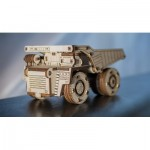 Eco-Wood-Art-25 3D Holzpuzzle - Belaz Mini