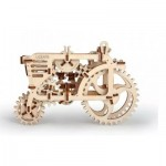 3D Holzpuzzle - Tractor