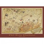 Puzzle  Art-Puzzle-4308 The Piri Reis Map