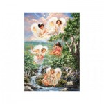 Puzzle  Art-Puzzle-4349 Angels of Hope