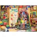 Puzzle  Art-Puzzle-4361 Paris