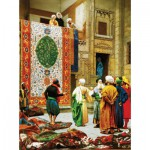 Puzzle  Art-Puzzle-4401 Carpet Merchants