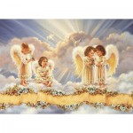 Puzzle  Art-Puzzle-4535 Little Angels