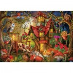 Puzzle  Art-Puzzle-5177 Time for Misery