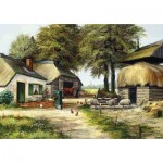 Puzzle  Art-Puzzle-5181 Farm House