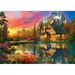 Puzzle  Art-Puzzle-5477 Four Seasons One Moment