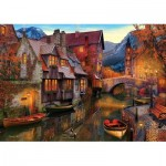Puzzle   Canal Boats