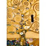 Puzzle  Art-by-Bluebird-Puzzle-60018 Gustave Klimt - The Tree of Life, 1909