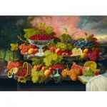 Puzzle  Art-by-Bluebird-Puzzle-60024 Severin Roesen - Still Life, 1867
