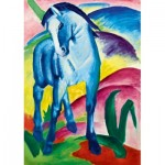 Puzzle  Art-by-Bluebird-Puzzle-60069 Franz Marc - Blue Horse I, 1911