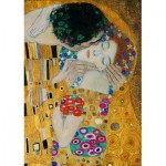 Puzzle  Art-by-Bluebird-Puzzle-60079 Gustave Klimt - The Kiss (detail), 1908