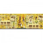 Puzzle  Art-by-Bluebird-Puzzle-60099 Egyptian Hieroglyph