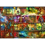 Puzzle  Bluebird-Puzzle-70161 The Fantastic Voyage