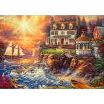 Puzzle  Bluebird-Puzzle-70207 Life Above the Fray