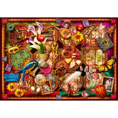 Puzzle Bluebird-Puzzle-70306-P The Collection