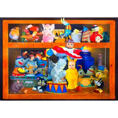 Puzzle Bluebird-Puzzle-70421 Crowded House