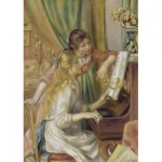 Puzzle   Auguste Renoir - Young Girls at the Piano, 1892