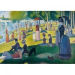 Puzzle   Georges Seurat - A Sunday Afternoon on the Island of La Grande Jatte, 1886