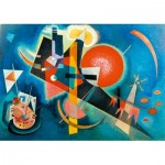 Puzzle   Kandinsky - In Blue, 1925