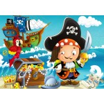 Puzzle   The Treasure of the Pirate