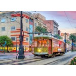 Puzzle   Tramway, New Orleans, USA
