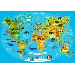 Puzzle   World Travel Map