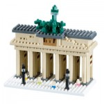 Nano 3D Puzzle - Brandenburger Tor (Level 4)