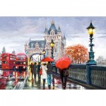 Puzzle  Castorland-151455 Tower Bridge