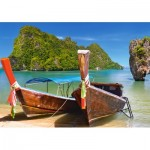 Puzzle  Castorland-53551 Khao Phing Kan