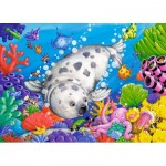 Puzzle  Castorland-B-06892 On the Coral Reef