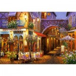Puzzle   Evening in Provence
