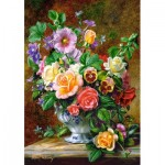 Puzzle   Flowers in a Vase