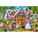 Mini Puzzle - Hansel & Gretel