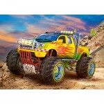 Puzzle   Monster Truck