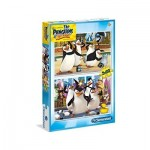 2 Puzzles - The Pinguins of Madagascar
