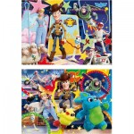 2 Puzzles - Toy Story 4