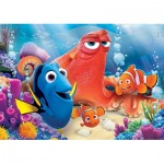 Puzzle  Clementoni-24054 XXL Teile - Finding Dory
