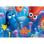 Puzzle  Clementoni-26582 XXL Teile - Finding Dory