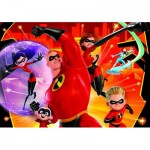 Puzzle  Clementoni-26987 The Incredibles 2