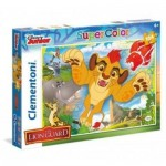 Puzzle  Clementoni-27986 The Lion Guard