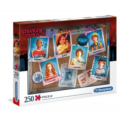 Puzzle Clementoni-29103 Stranger Things
