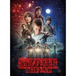 Puzzle  Clementoni-35086 Stranger Things