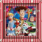 Puzzle  Clementoni-38806 Frame me up - Toy Story 4